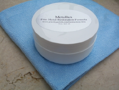 Metallux Museum polish & Polishing Cloth