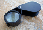 X Large 10 Power 50mm Loupe