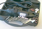 42 PC  Rotary tool kit like Dremmel