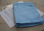 "Large 15""x15"" Micro Fiber Polishing / Finishing Cloth"