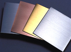 Image result for satin finish on metal